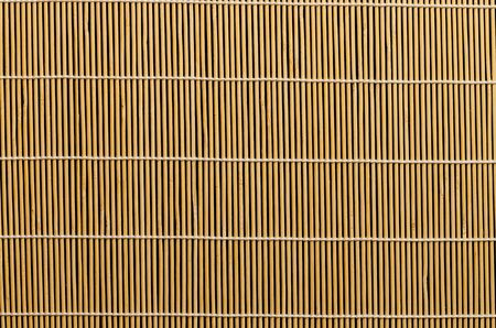 Photo for Beautiful bamboo mat, can be used - Royalty Free Image