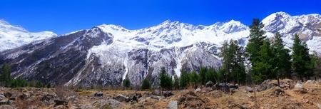 Elbrus Mountains
