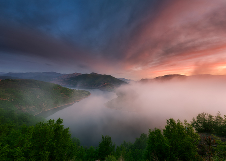 misty morning at the heart of Rhodope mountain. It is such a popular place, but each time so different and so magnificent. And this time we were surprised by the nature