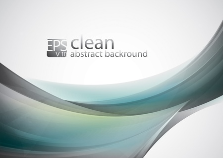 Clean Abstract Background  Series of clean abstract background, suitable for your design element