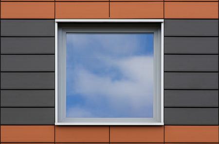 window hausfassade