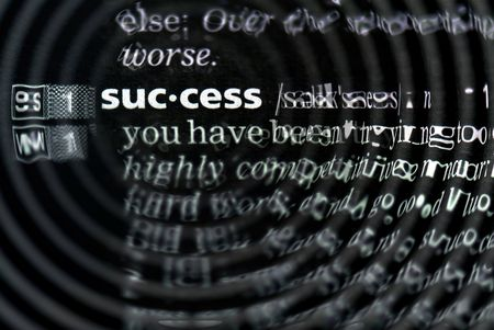 Success definition in close-up