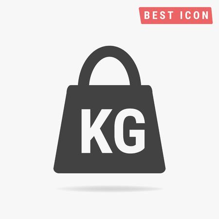 Ilustración de weight Icon. - Imagen libre de derechos