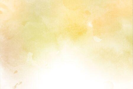 Illustration pour Gold Japanese paper watercolor background - image libre de droit