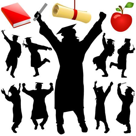 graduation set