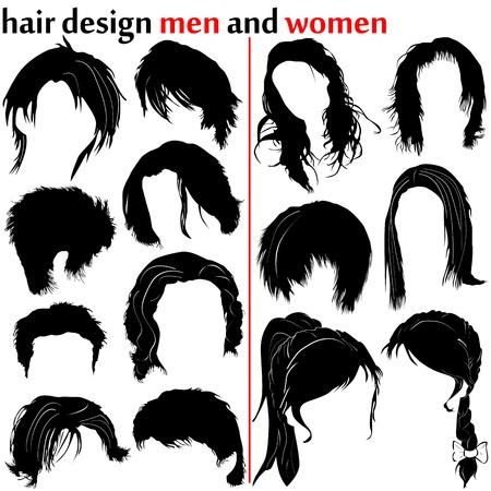 hair design (women and men)