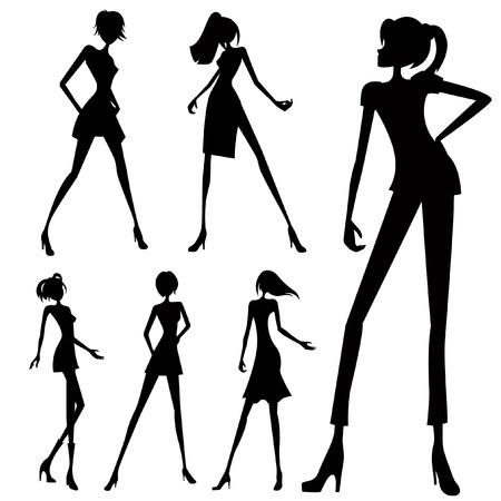 fashion woman set