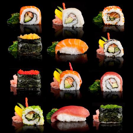 Foto de Sushi pieces - Imagen libre de derechos