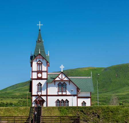 Church of Husavik