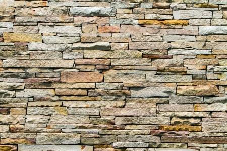 Old Brown Bricks Wall Patter