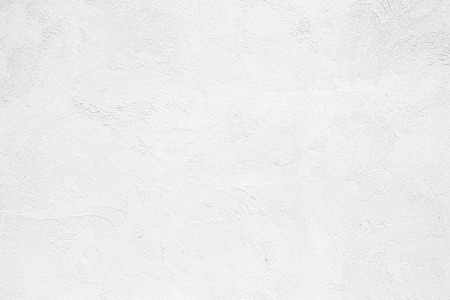 Foto de Empty white concrete wall, clean white texture background surface. - Imagen libre de derechos