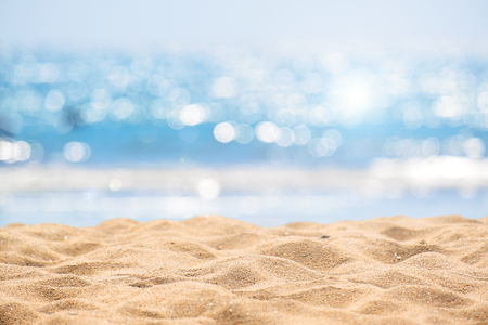 Photo for Seascape abstract beach - Royalty Free Image