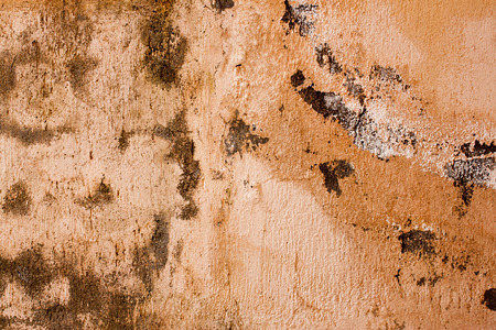 Foto per Pink wall with cracks and texture black - Immagine Royalty Free