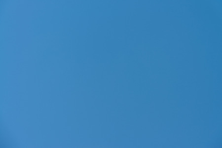 An Image Of A Truly Blue Sky Without Clouds