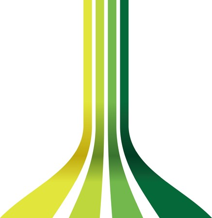 green lines sliding