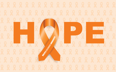 multiple sclerosis ribbon