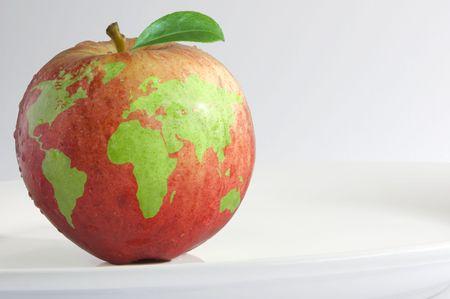 World apple
