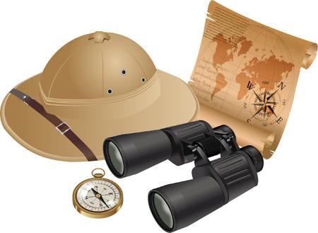 Ilustración de explorer - Imagen libre de derechos