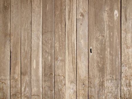 Photo for close up of wall made of wooden planks - Royalty Free Image
