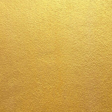 Photo for Gold cement wall background texture design - Royalty Free Image