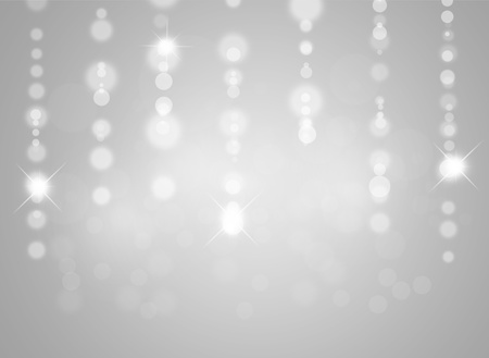 Beautiful abstract gray background with stars.