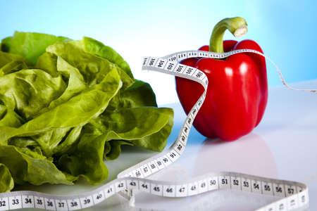 Foto de Vegetable fitness - Imagen libre de derechos