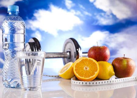 Photo pour Fitness Food  - image libre de droit