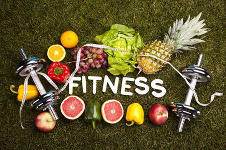 Foto de Healthy lifestyle concept, vitamins - Imagen libre de derechos