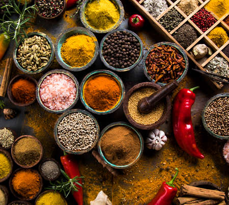 Photo pour Cooking ingredient,spice - image libre de droit