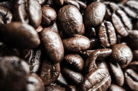 Coffee bean - caffeine