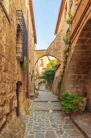 Tuscan Alleyway