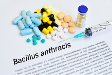 Drugs for Bacillus anthracis treatment