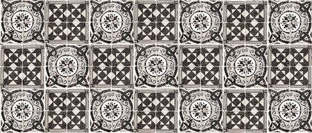 Photo for Background of vintage ceramic tiles  - Royalty Free Image