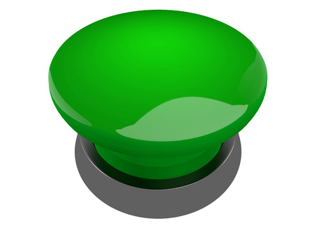 Green buzzer button