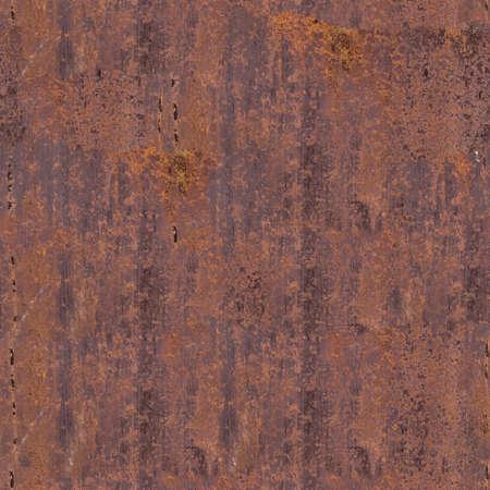 Photo pour Seamless texture of rusty iron - image libre de droit