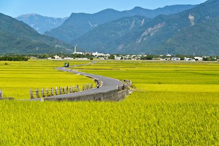 Photo pour Taiwan rural scenery - image libre de droit