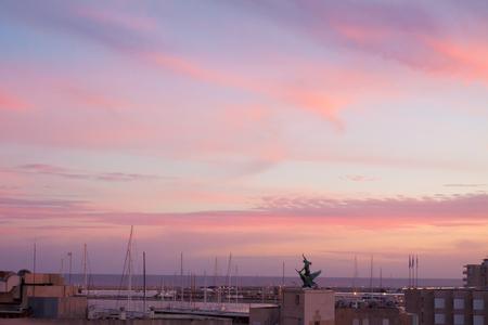 Rooftops of Palma, Majorca, Spain