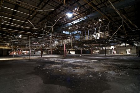 Abandoned Department Store 2