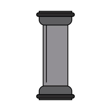 pipe or drain icon image vector illustration design