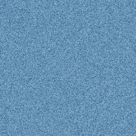 Illustration for Denim Seamless Texture Vector - Royalty Free Image