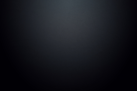Simple black  gradient abstract background for product or text backdrop design
