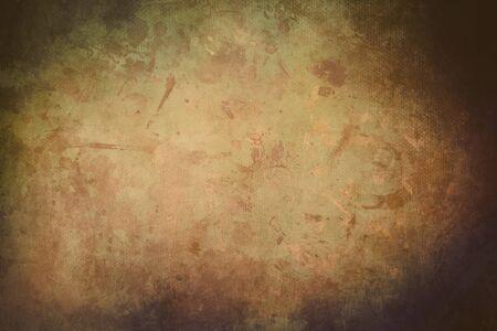 Foto de grungy backdrop with dark vignette borders - Imagen libre de derechos
