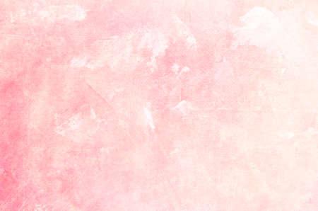 Photo pour Pale pink grungy canvas background or texture - image libre de droit