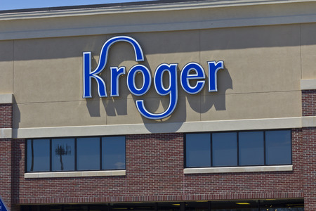 Indianapolis - Circa June 2016: A Kroger Supermarket. The Kroger Co. is One of the World's Largest Grocery Retailers II