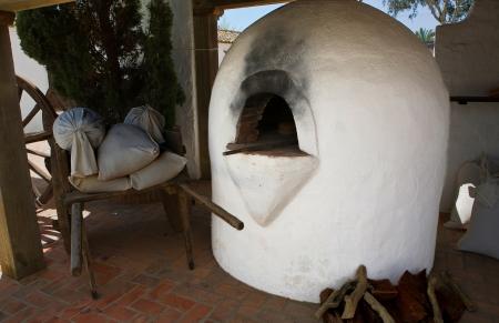 Rustic Outdoor Oven