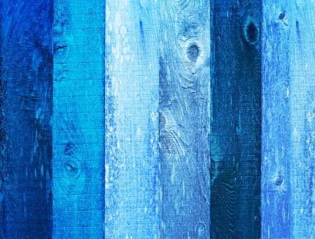 Distressed Vintage Robins Egg, Navy   Powder Blue Grunge Wood Grain Texture Backtround