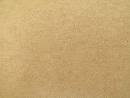 Close up natural brown paper texture background