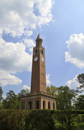 Chapel Hill Morehead-Patterson Bell Tower
