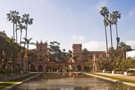 Balboa  Park - San Diego's large public park