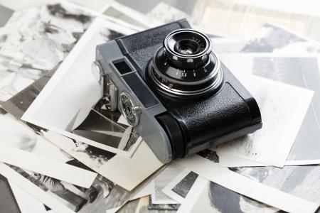 the russian analogue photo camera